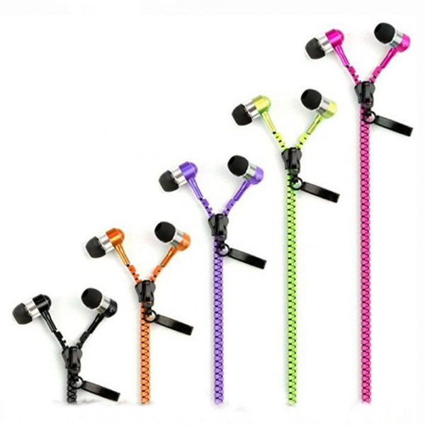 zipper headsets