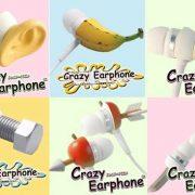 crazy earphones