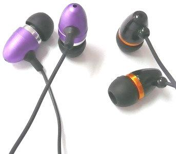 metal headset