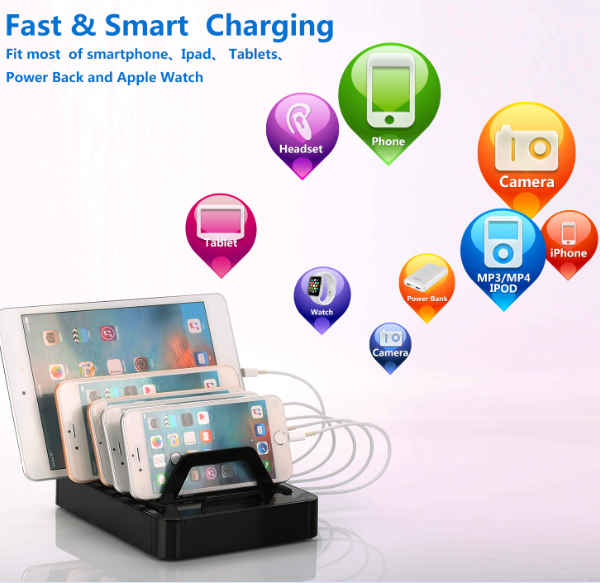 multifunctional charging station