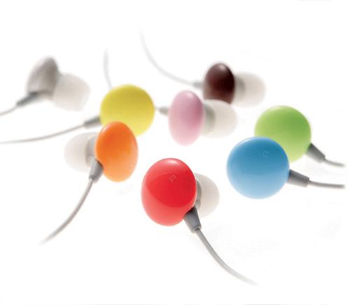 Promotional earphones