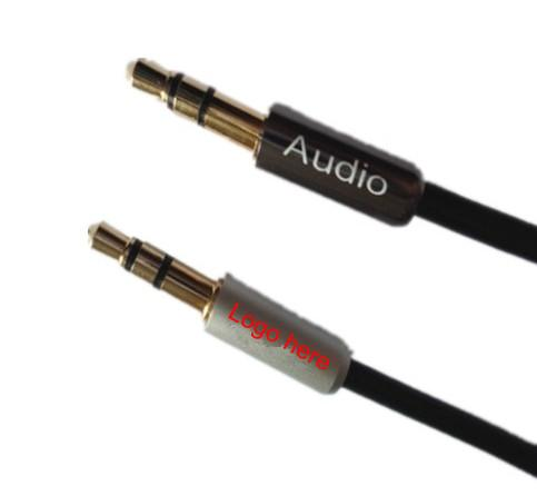 3.5mm stereo Male to Male audio cable