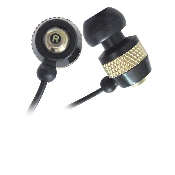 metal earphone