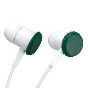 bottle cap earphone