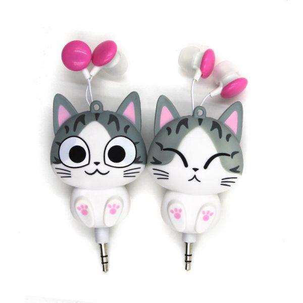 cute earphone