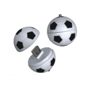 football shape USB Flash Disk